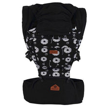 Load image into Gallery viewer, HOT SALE UBELA Multi-functional four seasons breathable Baby Back-Strap baby lap Waist-Chair, Black