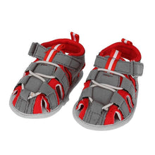 Load image into Gallery viewer, Summer Shoes Baby Boys Soft Sandals Summer Casual Breathable Soft Sole Beach Sandals