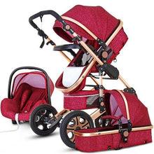 Load image into Gallery viewer, Baby Stroller 3 In 1
