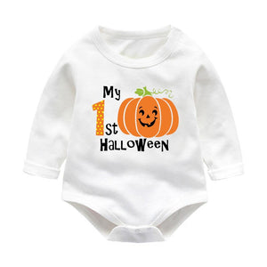 Halloween Costume Baby Rompers Clearance Baby Girl Clothes 2018 Summer Roupas Bebes Newborn Baby Clothes Cotton Infant Jumpsuits