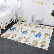 Load image into Gallery viewer, Developing Mat For Baby Non-toxic Soft XPE Foam Activity Gym Portable Foldable Gaming Playmat For Children Kids Rug 200x150cm