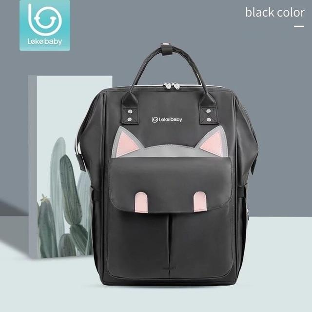 Lekebaby mother baby stroller travel Mummy Maternity changing Nappy diaper Bag Backpack bags for mom mochila maternidade