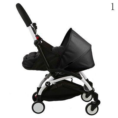 Baby Foldable Warm Sleeping Basket for Baby Stroller Cart