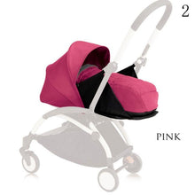 Load image into Gallery viewer, Baby Foldable Warm Sleeping Basket for Baby Stroller Cart