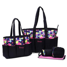 Load image into Gallery viewer, Diaper Bag Polka Dot