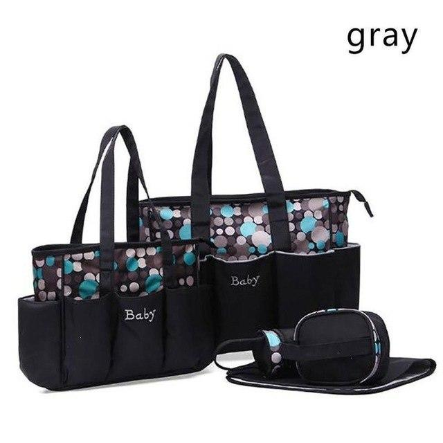 Diaper Bag Polka Dot