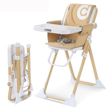 Load image into Gallery viewer, High Chairs For Toddlers Baby Eating Booster Seat With Portable Bag