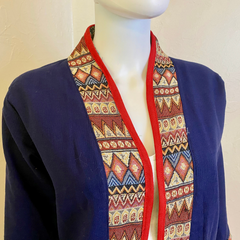 Northern Village Thailand  Embroidered Jacket