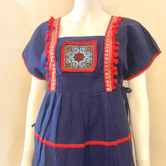 Hill Tribe Village Blouse