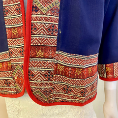 Embroidered Northern Thailand Jacket