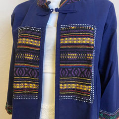 Thailand Boho Village Jacket T03008