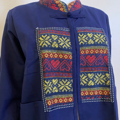 Boho Village Jacket Thai Northern Style  T03009