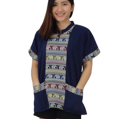 Thailand Northern Village Style Blouse