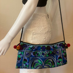 Thai Hmong Hippy Boho handmade Shoulder Bag (AB0003)