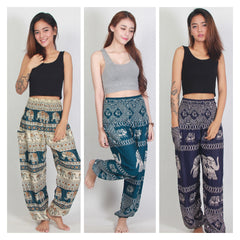 Boho Harem Yoga Pants