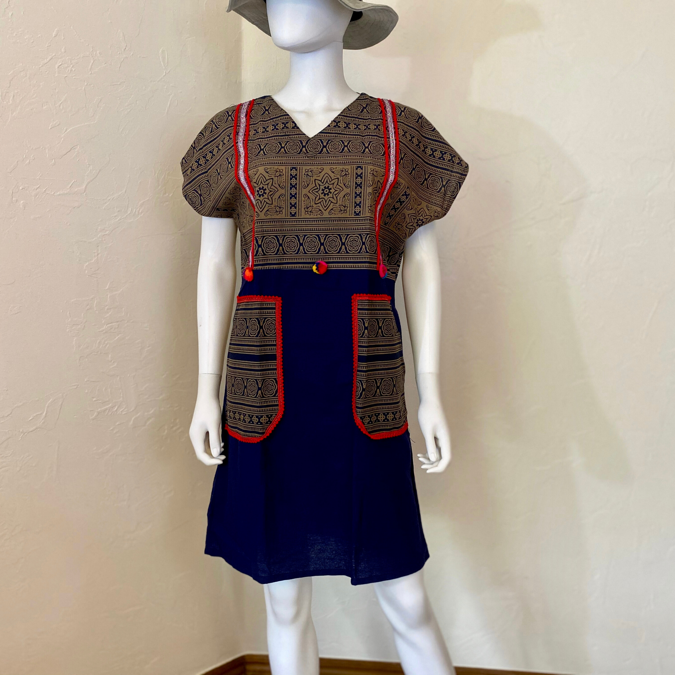 Hill tribe Fashion dress