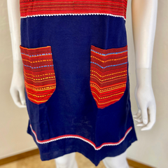 Hmong Hill tribe Fashion dress T10006