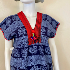 Ladies Thai Hill Tribe Outfit Dress - T12003