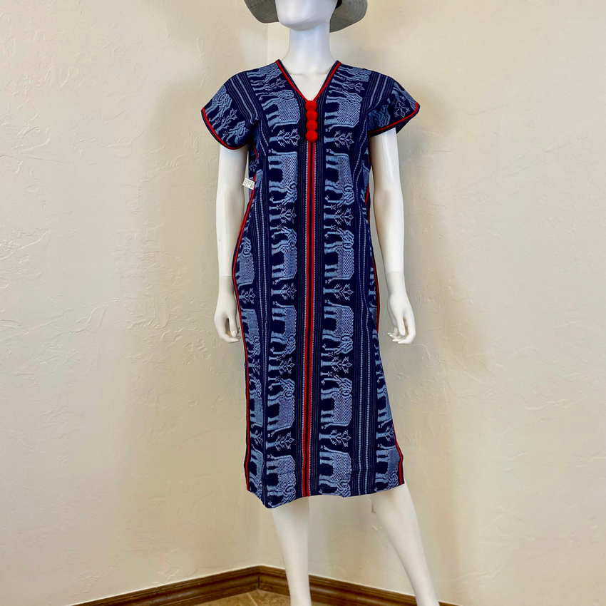 Women Thai Hill Tribe Outfit Dress