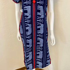 Women Thai Hill Tribe Outfit Dress - T12006
