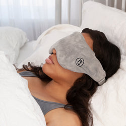 Weighted Sleep Mask - Barmy.biz