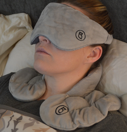 Bliss Bundle - Weighted Sleep Mask & Wrap