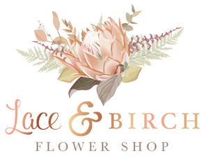 Lace and BIRCH Flower Shop