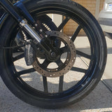 "23""' Vrod Nightrod Replica Wheel KIT - Ready to go"