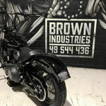 STREETBOB -DYNA-SOFTAILS - Tail tidy's By Brown