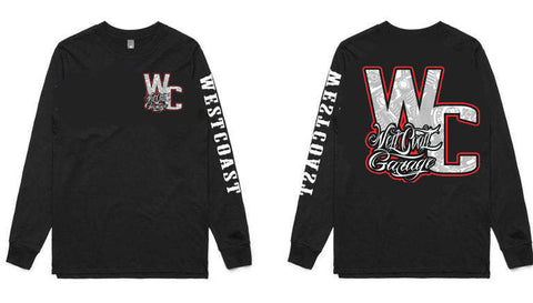 Westcoast Street Long sleeve !