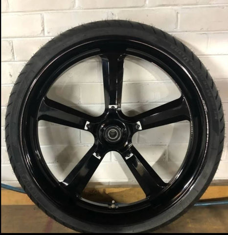 "23""' HARLEY DAVIDSON MUSCLE REPLICA WHEEL ONLY"