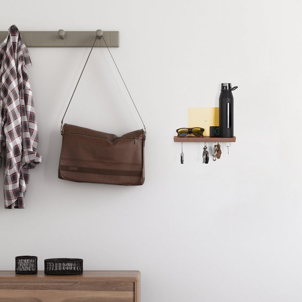 Rackless – Floating Magnetic Key Shelf