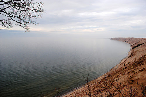 Grand Sable Dunes in Pictured Rocks