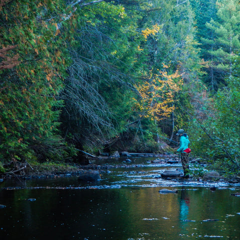 Fly Fishing in the UP