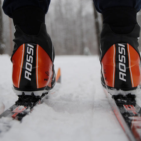 Cross Country Skiing in the Upper Peninsula of Michigan