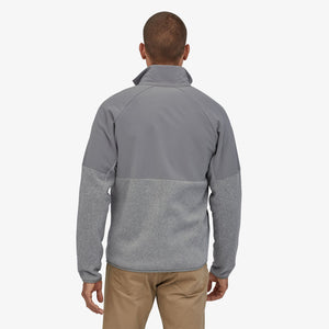 Patagonia Men's Lightweight Better Sweater Shelled Jacket