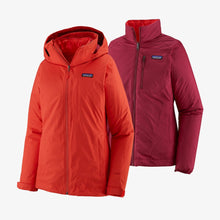 Load image into Gallery viewer, Patagonia W's 3-in-1 Snowbelle Jacket
