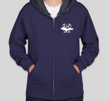 Load image into Gallery viewer, Michigan Ice Fest Zip Hoodie