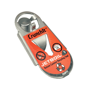 Jetboil Crunchit Recycling Tool