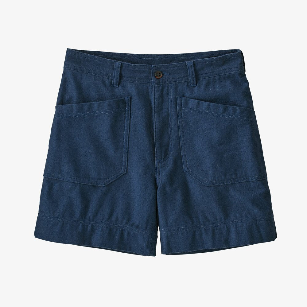Patagonia Women's Organic Cotton Slub Woven Shorts