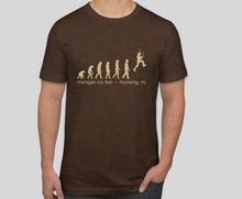 Load image into Gallery viewer, Michigan Ice Fest Evolution Tee