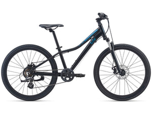 Giant Bicycles Kids Enchant 24 Disc Black