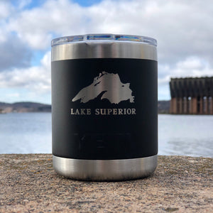 Lake Superior Yeti Lowball 10