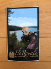 Load image into Gallery viewer, Isle Royale Sticker
