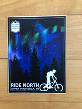 Load image into Gallery viewer, Ride North Marquette Sticker