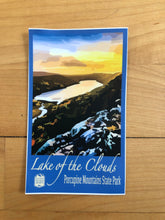 Load image into Gallery viewer, Lake of the Clouds Sticker
