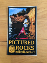 Load image into Gallery viewer, Pictured Rocks Arch Sticker
