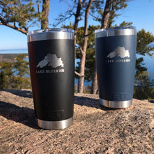 Load image into Gallery viewer, Lake Superior Yeti Rambler 20