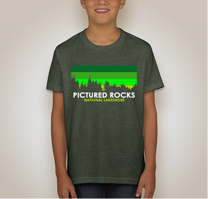 Kids Pictured Rocks T-Shirt