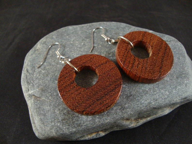 Northern Grain Dangle Earring